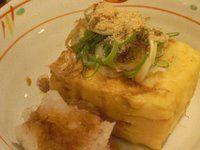 宿場 揚げ豆腐