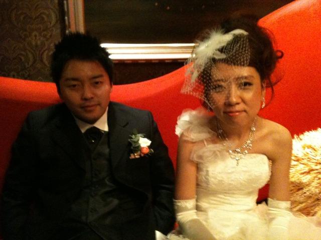 さとる結婚式写真