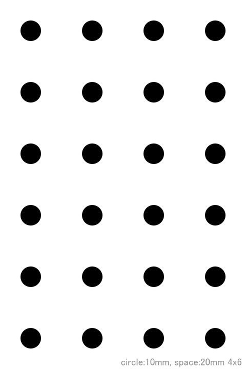 circlepattern4x6