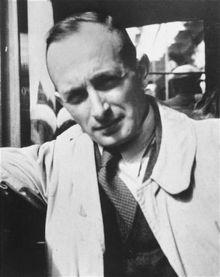 ナチスの高官(1) アドルフ・アイヒマン : 自己洗脳計画 ~色眼鏡日記~