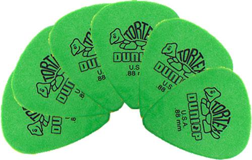Dunlop-Tortex-088mm-Pick-12-Pack