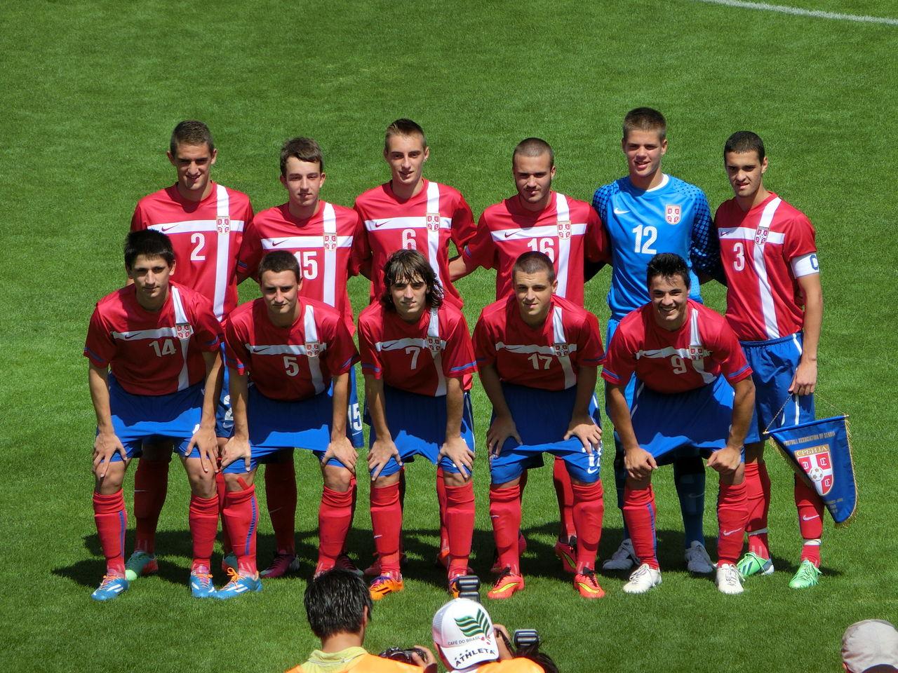 平凡日記:#84 U-17セルビア代表...