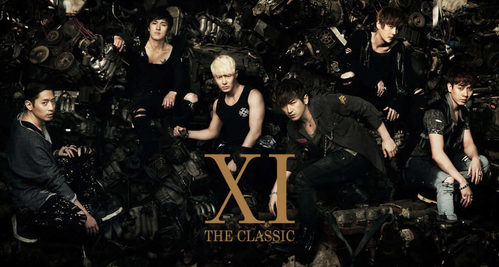 THE 11TH ALBUM : THE CLASSIC