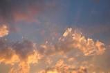 モネの雲のような