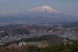 春の岩手山