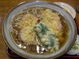 米久:天ぷらそば
