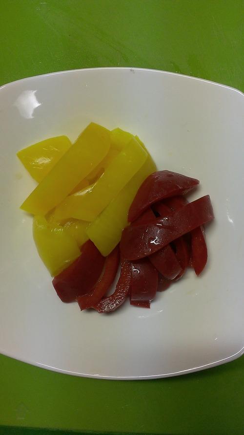 韓国産パプリカは美味しい