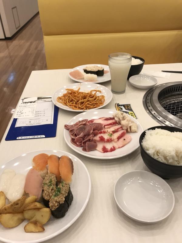 【画像あり】 すたみな太郎とかいう食べ放題楽しすぎワロタwwwwwwwwwww