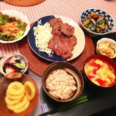 田中将大投手を支えるレシピ