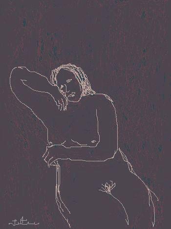 裸婦_ED18