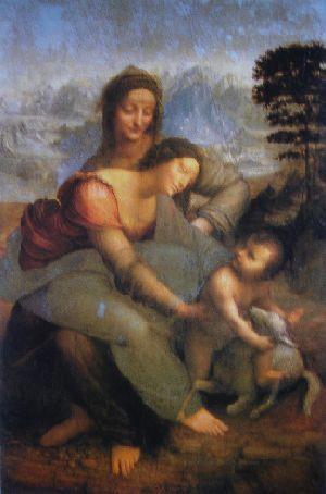 聖アンナと聖母子_1