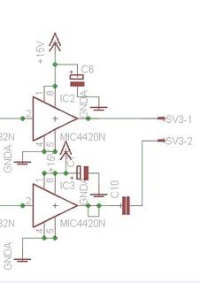 DRSSTC 回路図