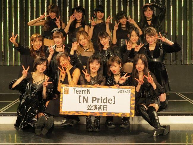 5月29日、NMB48 チームN公演が久々のフルメンバー
