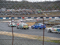 SuperGT Rd.1 岡山 シビックレース 246