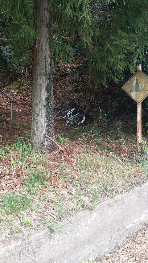 32_盗難された自転車か