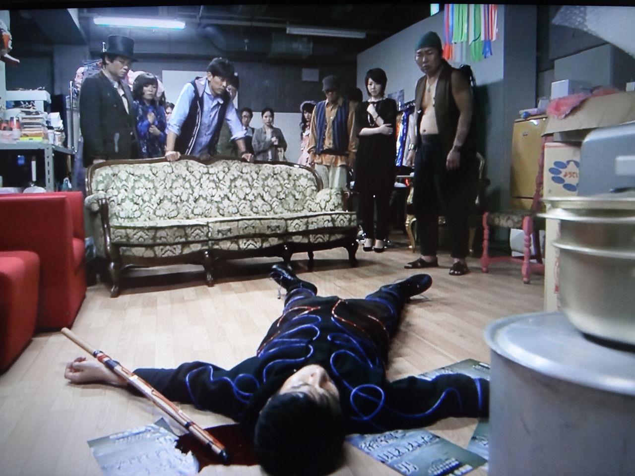 「鍵のかかった部屋 6話」の画像検索結果