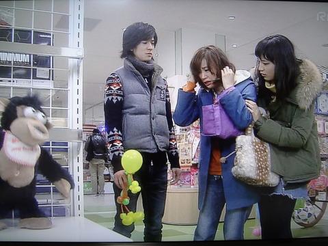 ドラマ「シェアハウスの恋人」の中島裕翔