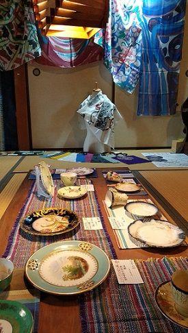 仏間テーブル