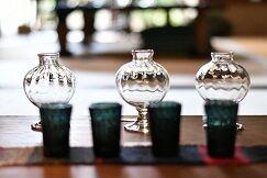 丸い花瓶 平田
