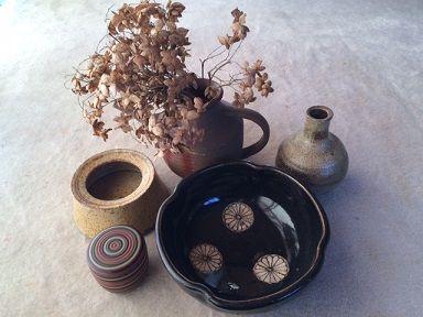 2月展 志保陶器