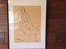 裸婦9月展