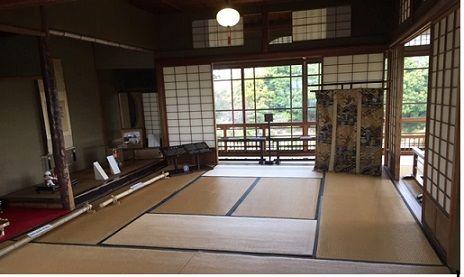 白蓮の部屋