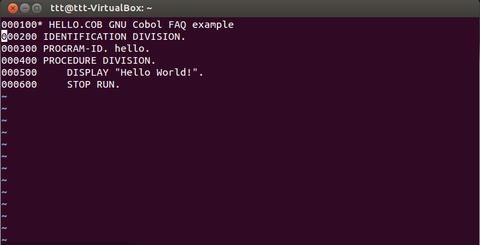 ubuntu1304_COBLO_HELLO
