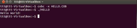 ubuntu1304_COBOL_Compile