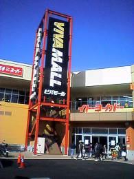 ビバホーム 埼玉大井店