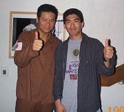 今井雅之さんと私