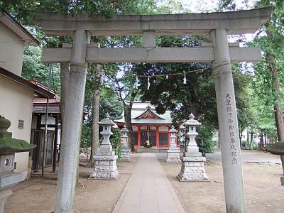 秋津神社PROVIA