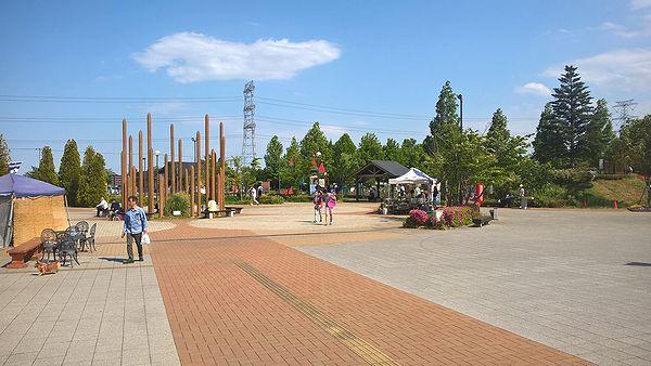 いちごの里よしみの広場