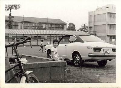 昭和46年頃の松井小学校