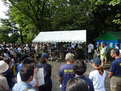 上野動物園の動物慰霊祭