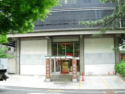 杉並アニメミュージアム外観