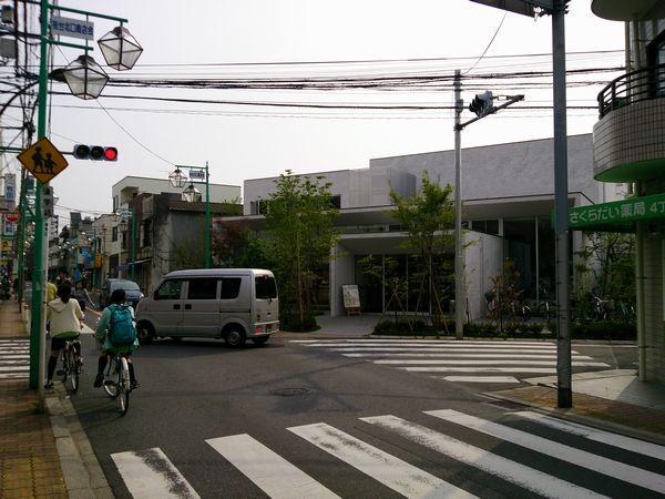 久松湯は桜台駅から少し