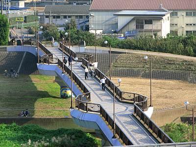 柳瀬川ふれあい橋