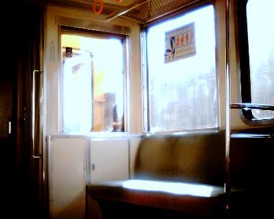 西武鉄道のシルバーシート