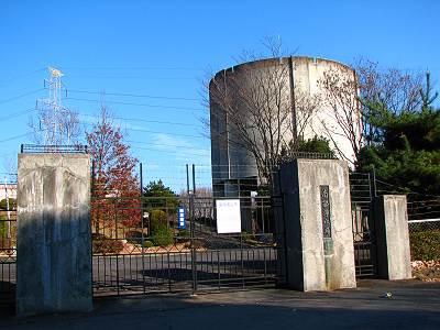 所沢市 南部浄水場