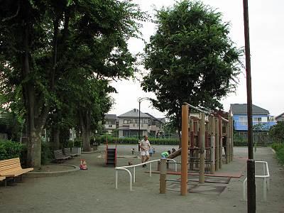 三角公園(篠山公園)