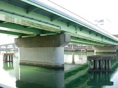 大井北埠頭橋