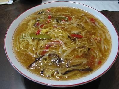 ニチロ 酢と辛味のとろみラーメン(酢辣湯麺)