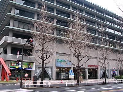 ていぱーく(逓信総合博物館)