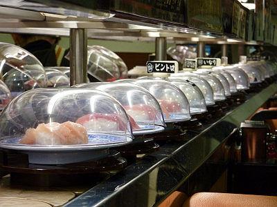 くら寿司の寿司皿キャップ鮮度くん