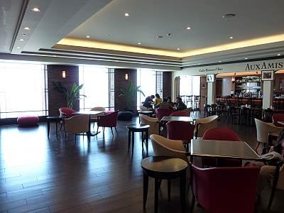 SS60スカイレストラン休憩スペース