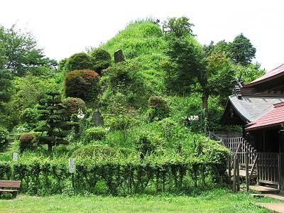 荒幡の富士