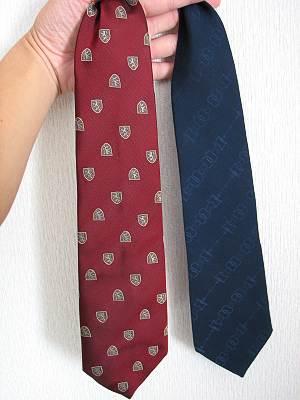 クールビズ用ネクタイ