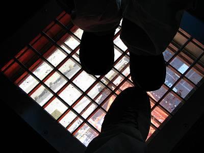 東京タワー ルックダウンウィンドウ(小)