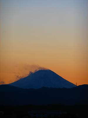 THE MALLみずほ16からの富士山その2