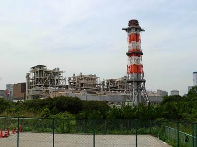 大井火力発電所
